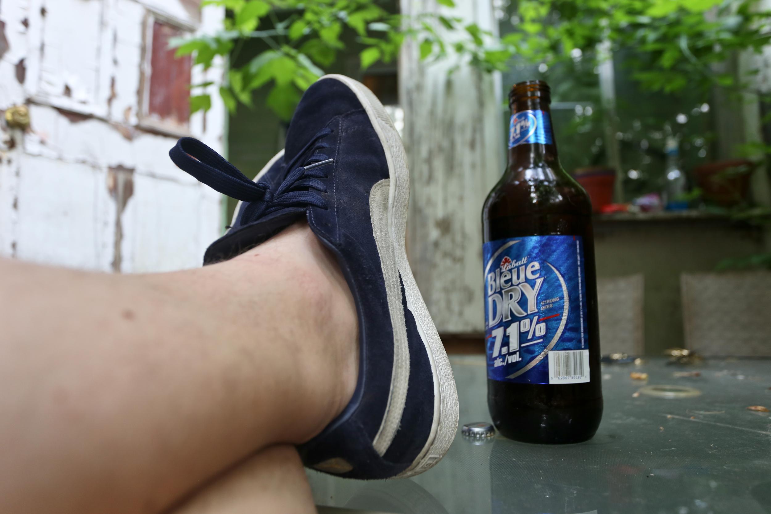 C'mon Feet Tron OTH 8