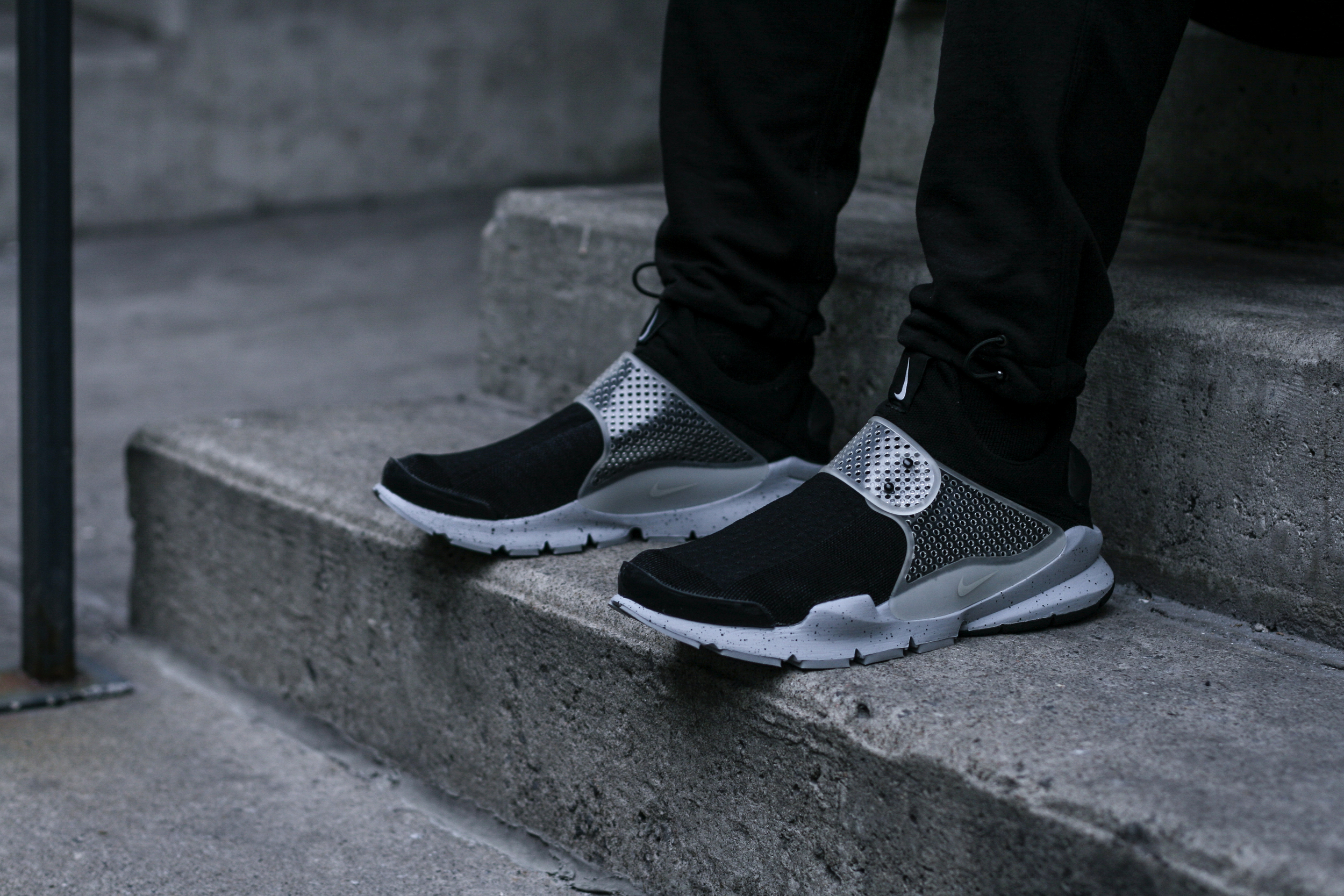 8. Nike x fragment Sock Dart SP