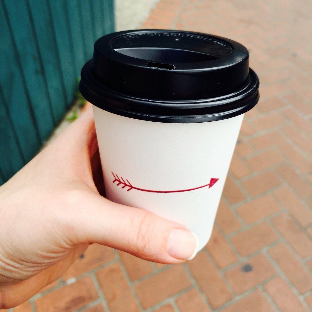Arrow (+ Coffee)
