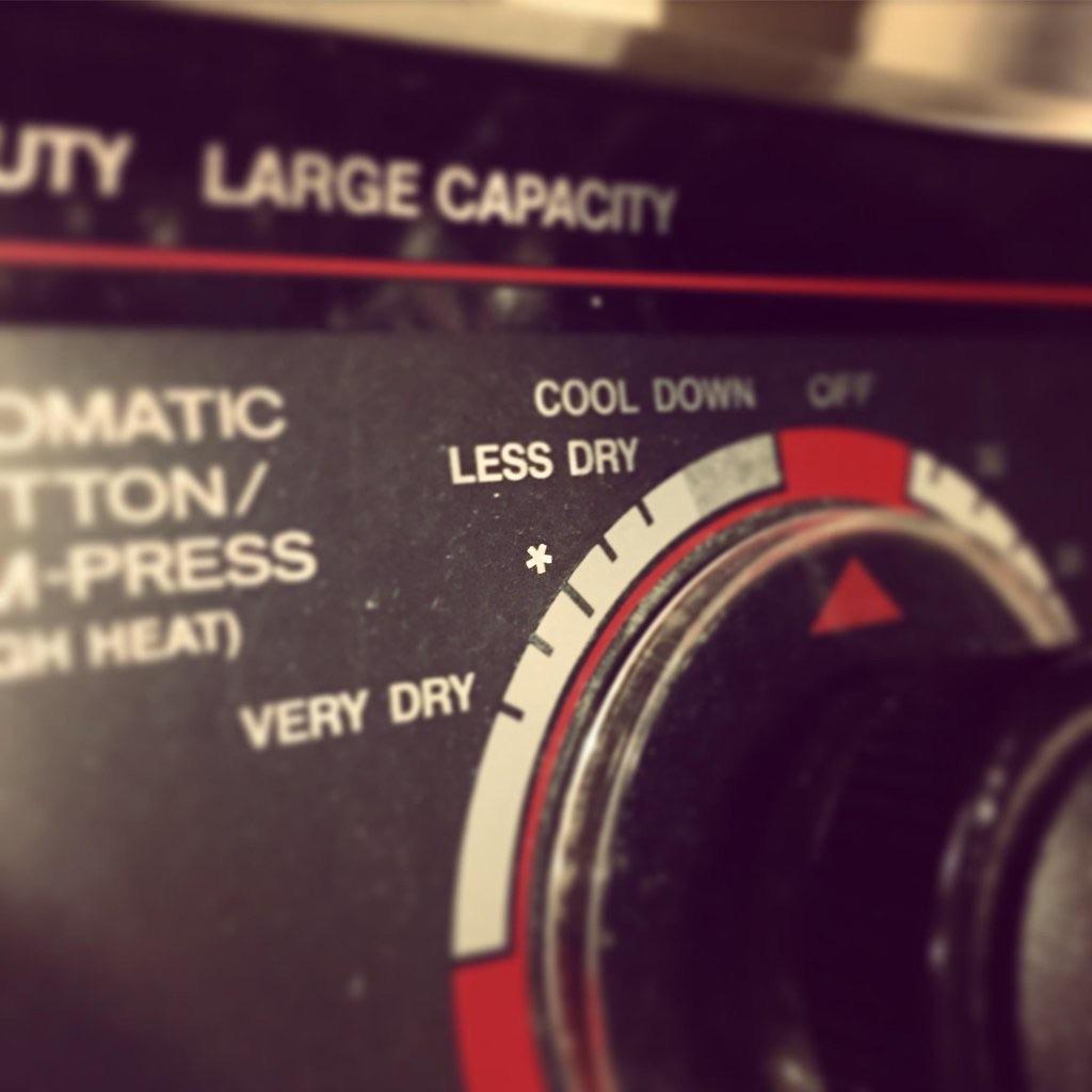 Asterisk (+ Tumble Dryer)