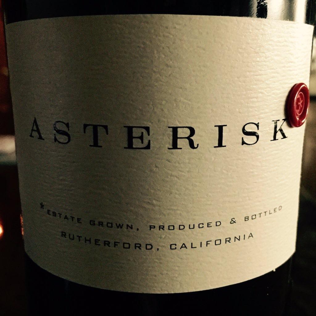 Asterisk (+ Wine)