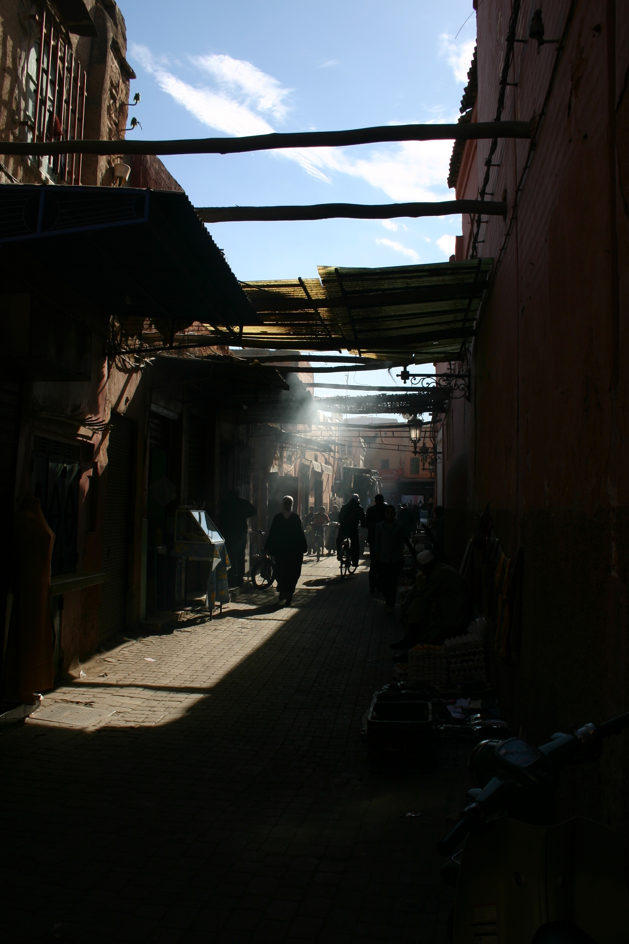 Marrakech Light, Morocco