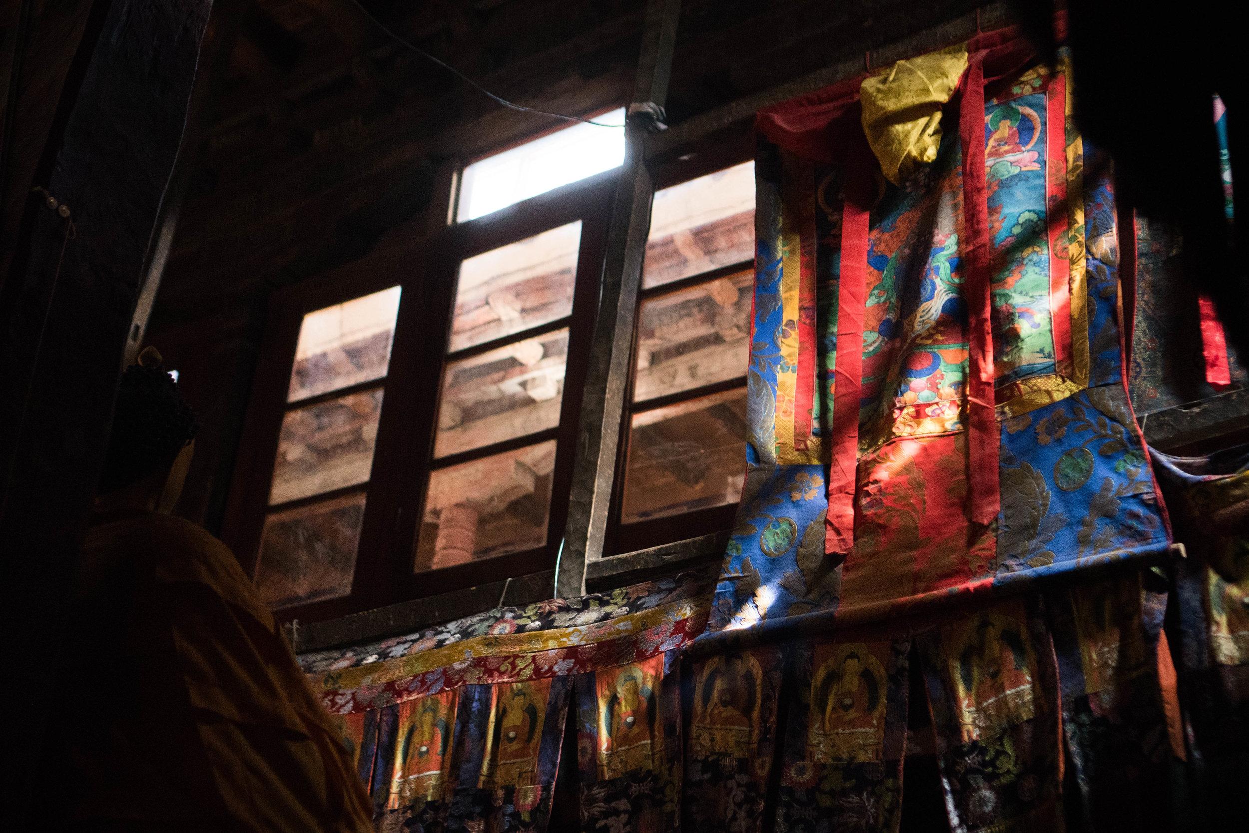 Thiksay Monastery, Ladakh, India