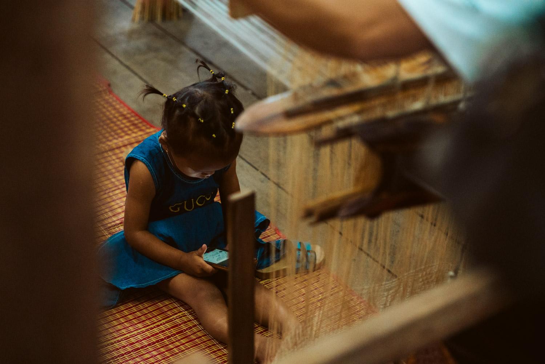 Intergenerational, Luang Prabang, Laos