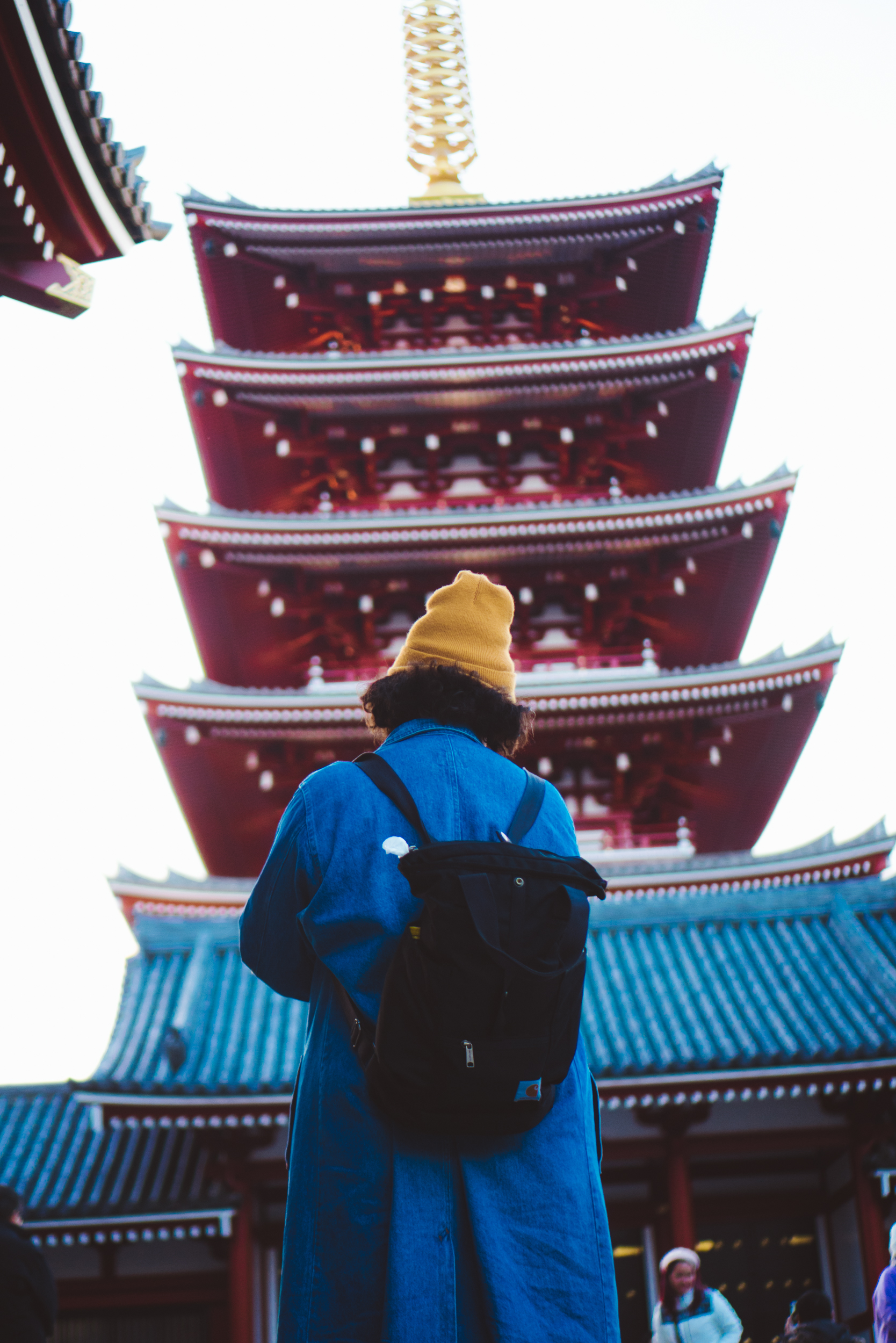 Zojoji Temple, Tokyo, Japan