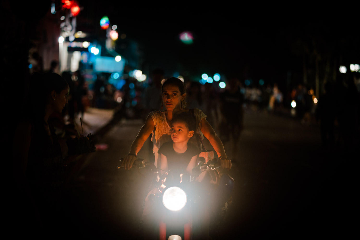 Motorcycle Babes, Laos