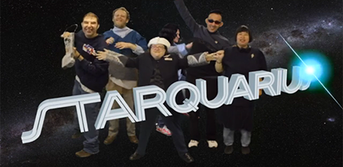 Starquarius by the Creative Growth Video Production Workshop