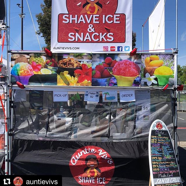 #Repost @auntievivs ・・・ #Mahalo to @makerpipe for making such an #Awesome #Quality Product! We used the pipe fittings for the first time this past weekend on our new banner bar at the huge @norcalnightmarket event! So many fellow Food Booth Vendors were checking out the fittings! 🤙🏼 . #Festivals #SpecialEvents #FoodBoothLife #Vendors #Branding #Marketing #Tools #Partnerships #SmallBusiness #Dublin #TriValley #bayarea