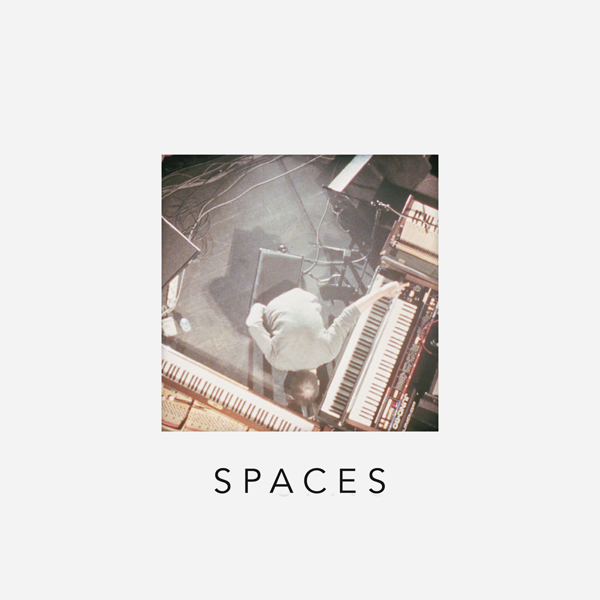 _ Spaces cover art