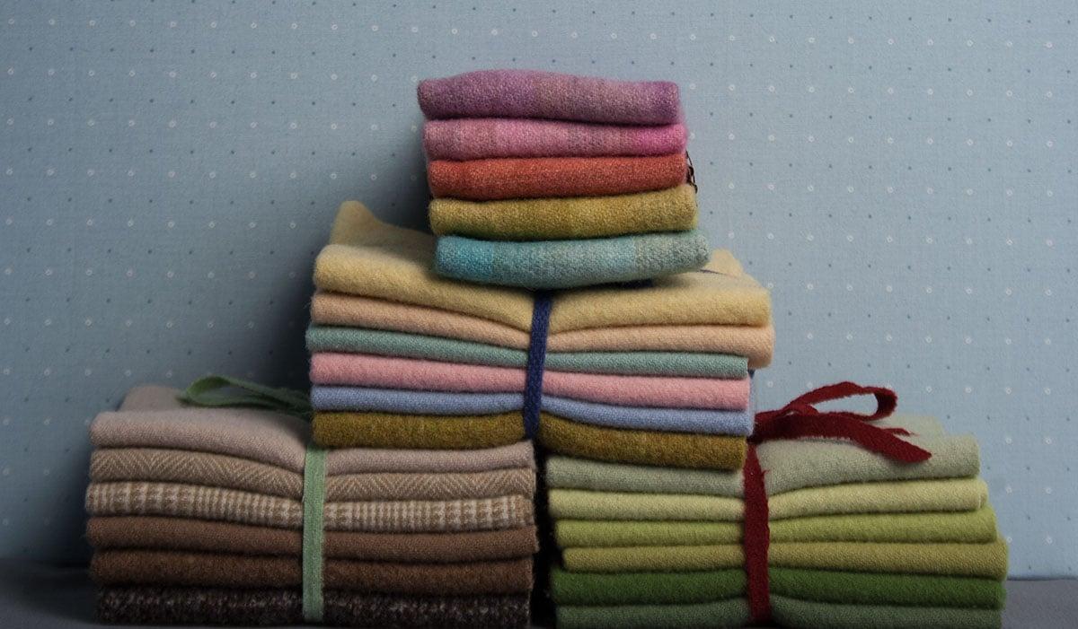 Yummy Felted Wool :)