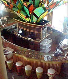 Cuba Bar  Bongos Restaurant & Bar Miami FL.