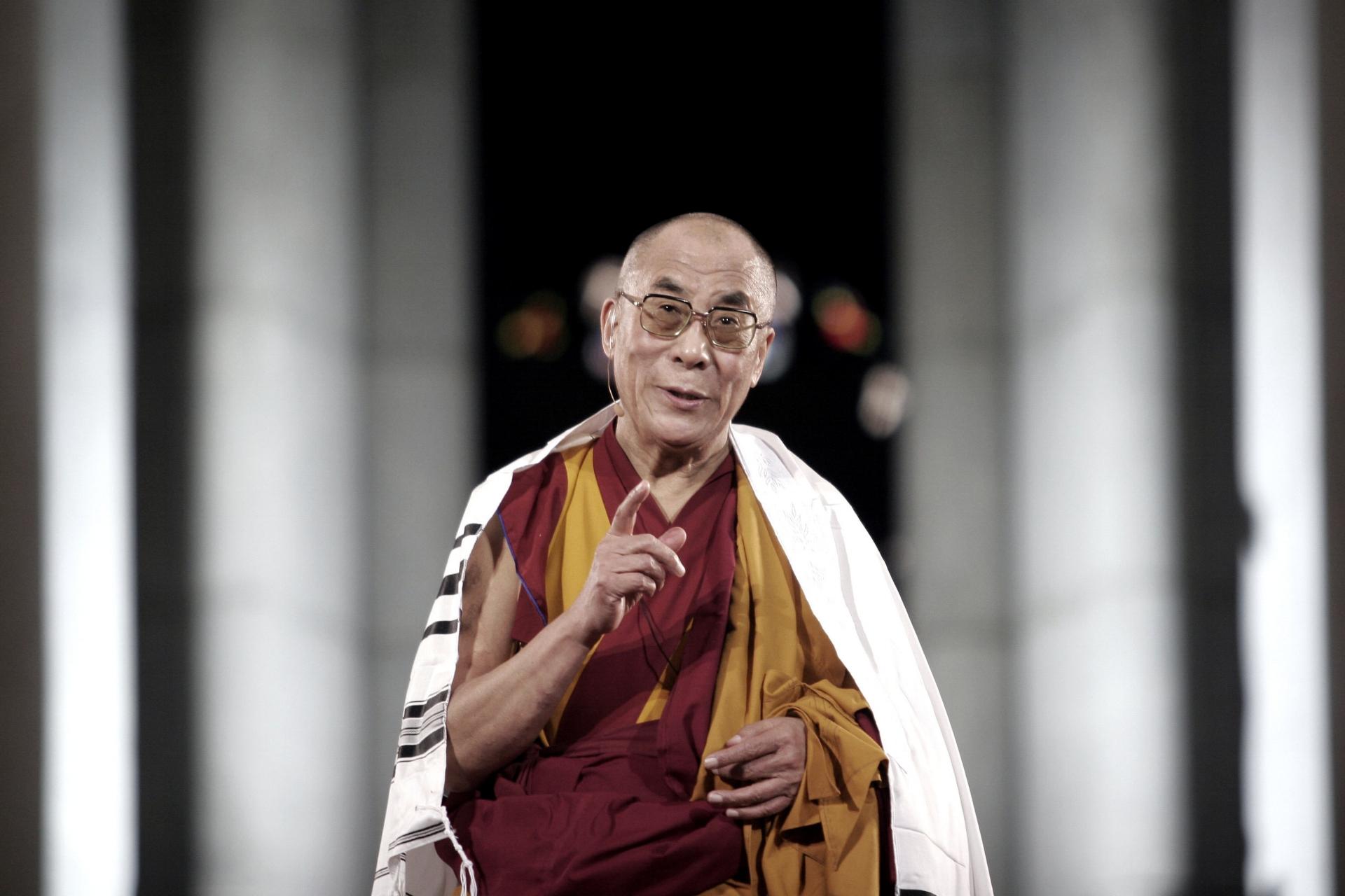 Dalai Lama, religious figure and activist