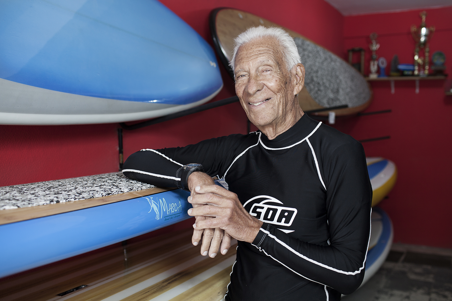 Afonso Freitas, surfer