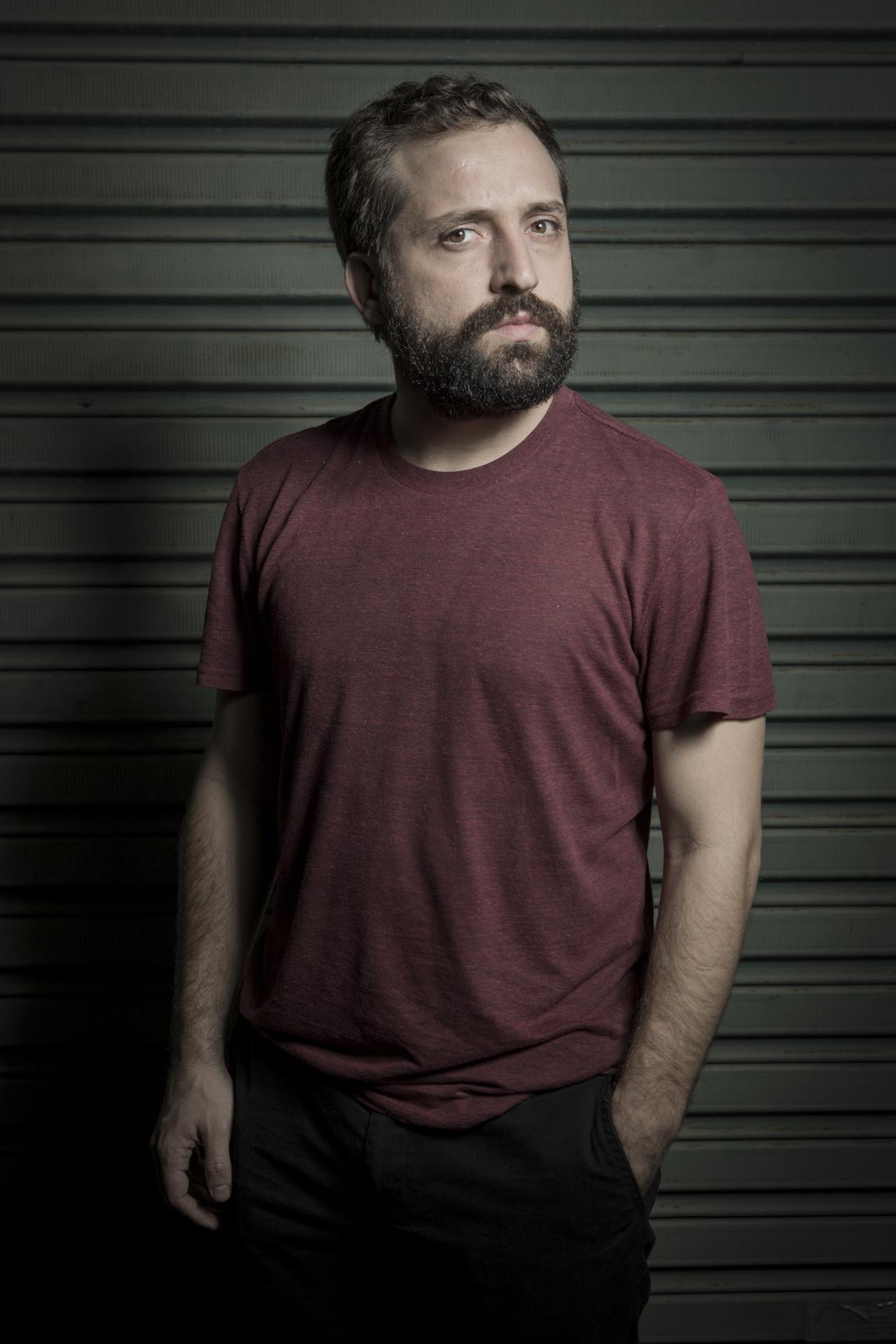 Gregório Duvivier, comedian and writer