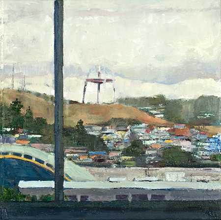 Harrison  (View from Studio)