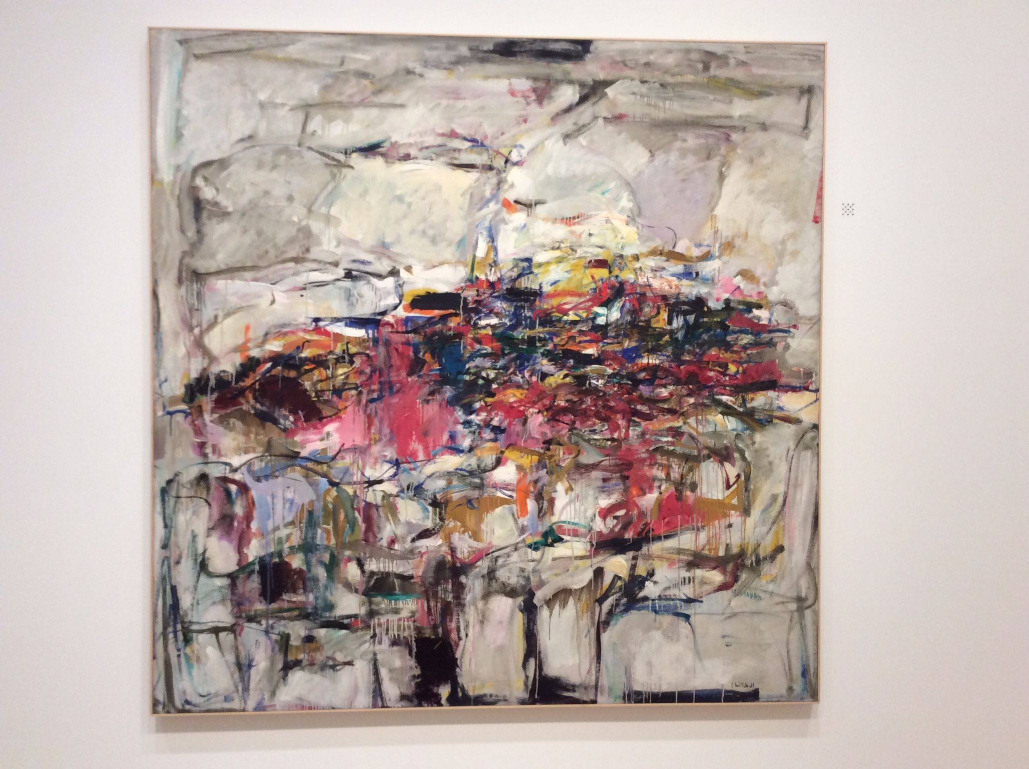 Joan Mitchell  City Landscape, 1955