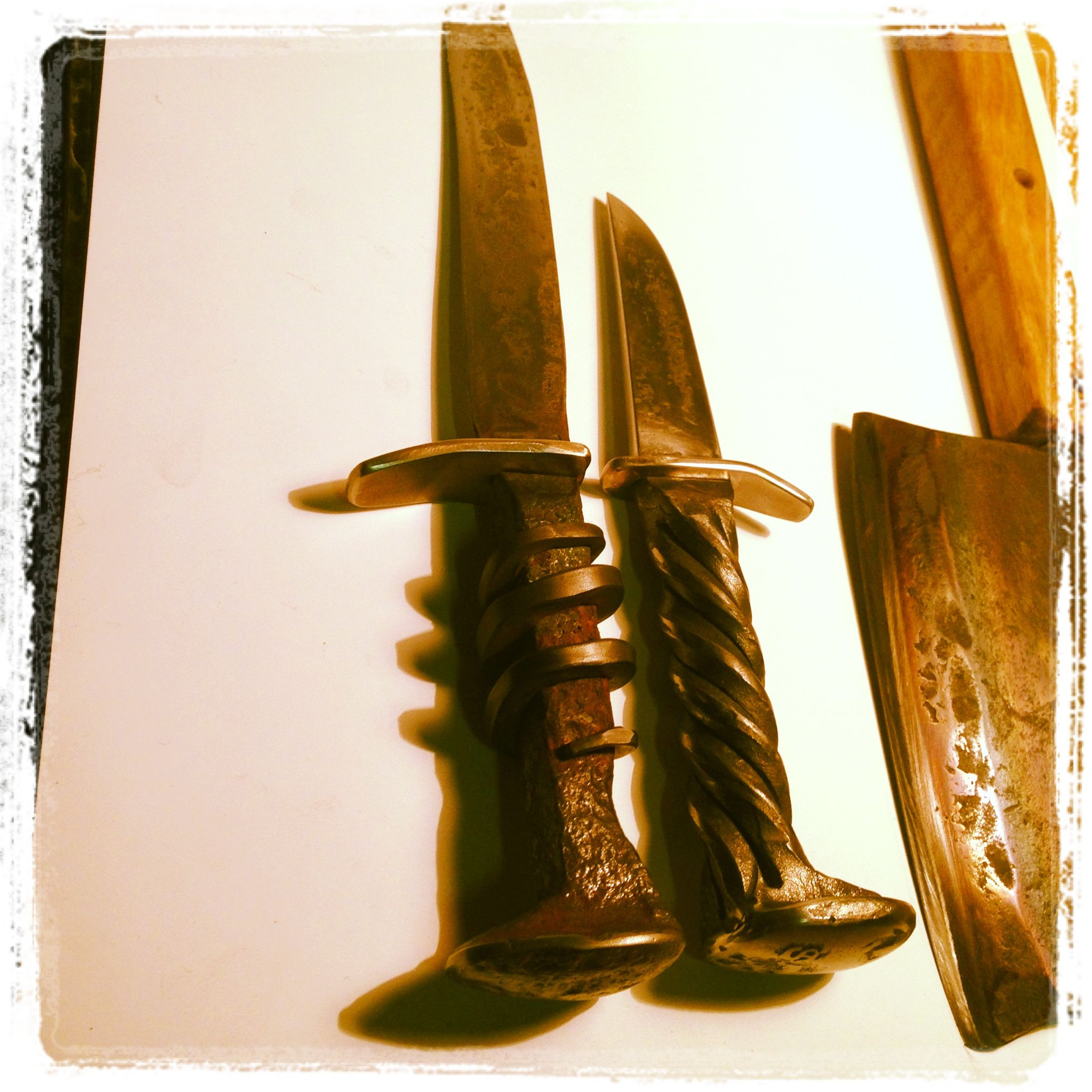 Forged knives
