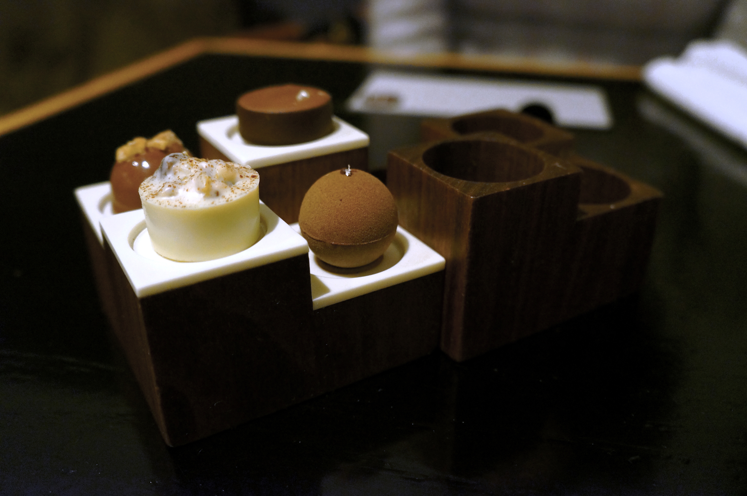 The 'inception' of chocolate boxes.