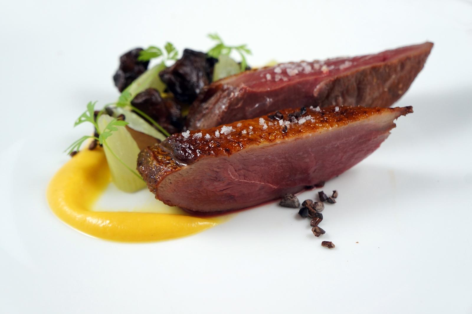 2012 - duck, chocolate, chanterelles, butternut, fennel.jpg