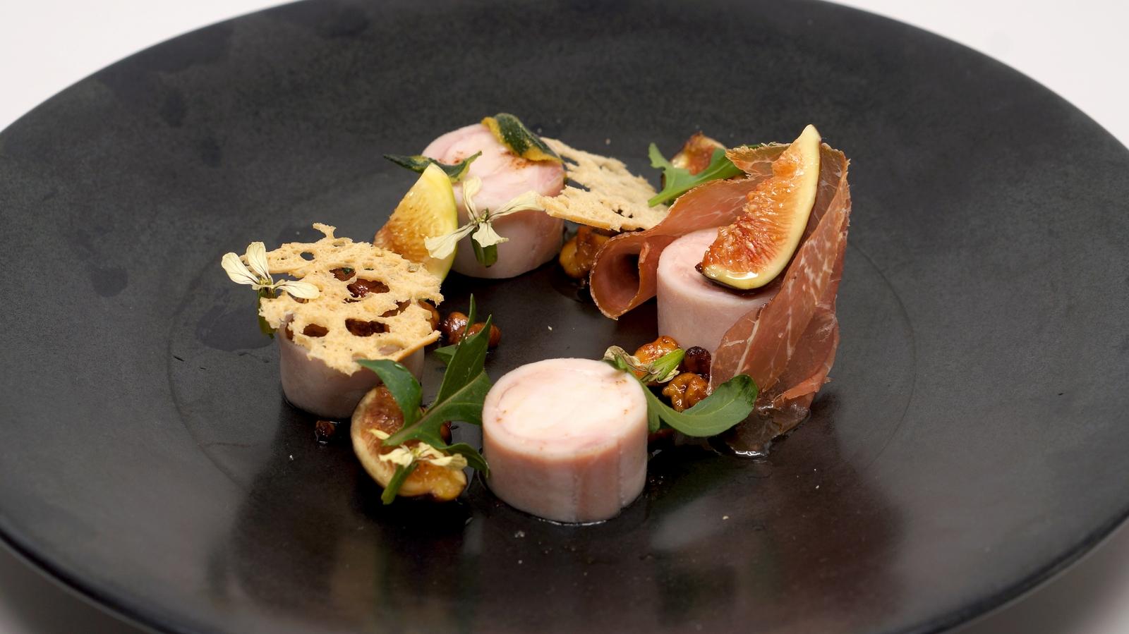 2014 - rabbit loin, figs, black walnut brown butter, fried sage, prosciutto.jpg