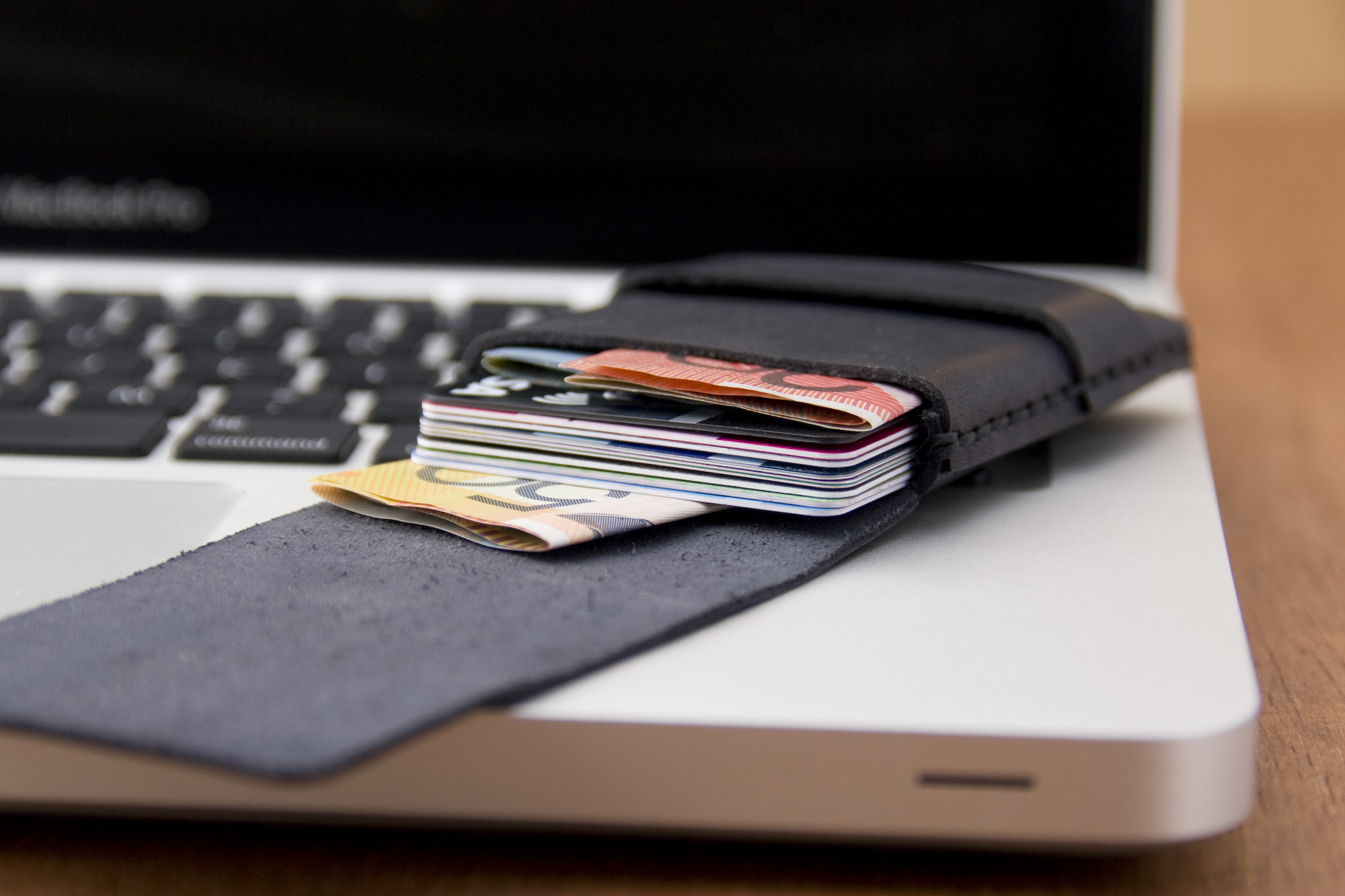 Slim Wallet Handcrafted