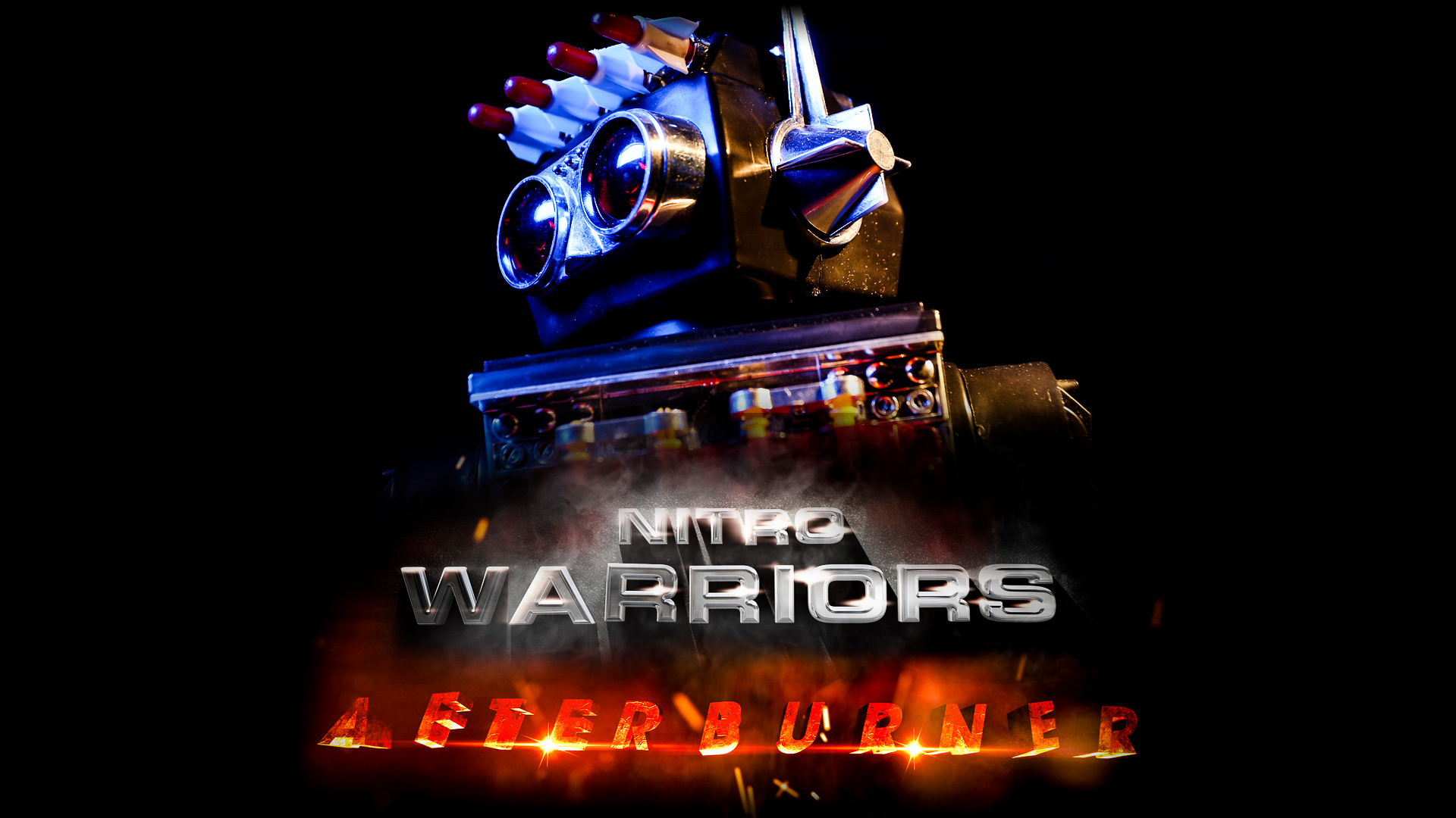 nitro warriors afterburner - The chase continues after the epic events of the critically-acclaimed 'Nitro Warriors - A Stop Motion Animated Film' and takes to the skies in 'Nitro Warriors 2: Afterburner'