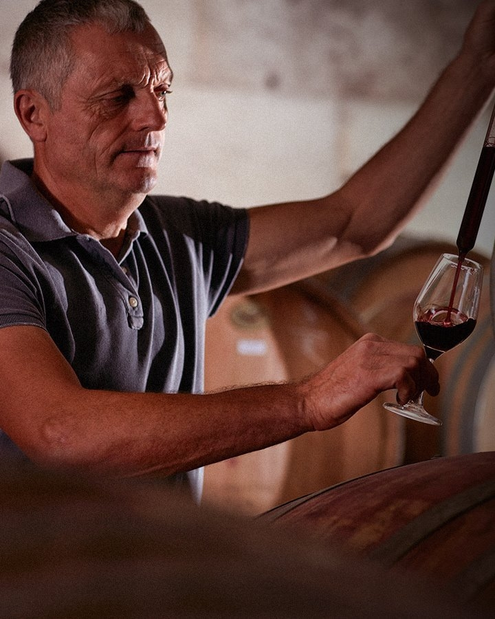 SYRAH GENIUS - Domaine Jamet respects the terroir and a passion for wine in its work, in the heart of the Côte Rôtie hills.
