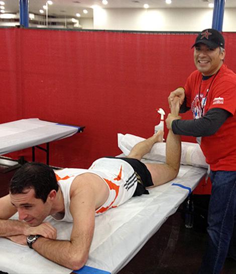 Orthopedic (Sports) Massage