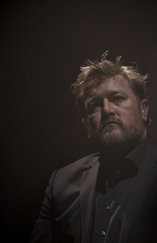 Elbow. So much love in the O2 for them it nearly exploded. A beautiful show with ace presentation and a simply heart melting performance from these elder statesmen that exuded warmth and a subtle, gentle confidence. Their Be Here Now dyptich will be a classic (I think/hope).
