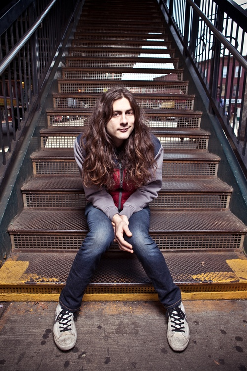 Kurt Vile's LP is eleventh on  The Fly's Top 50 . OK, so he's not leaping with joy but he was quite happy when we said.