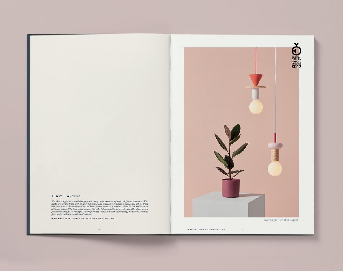 Schneid Lighting & Furniture | Catalogue 2017
