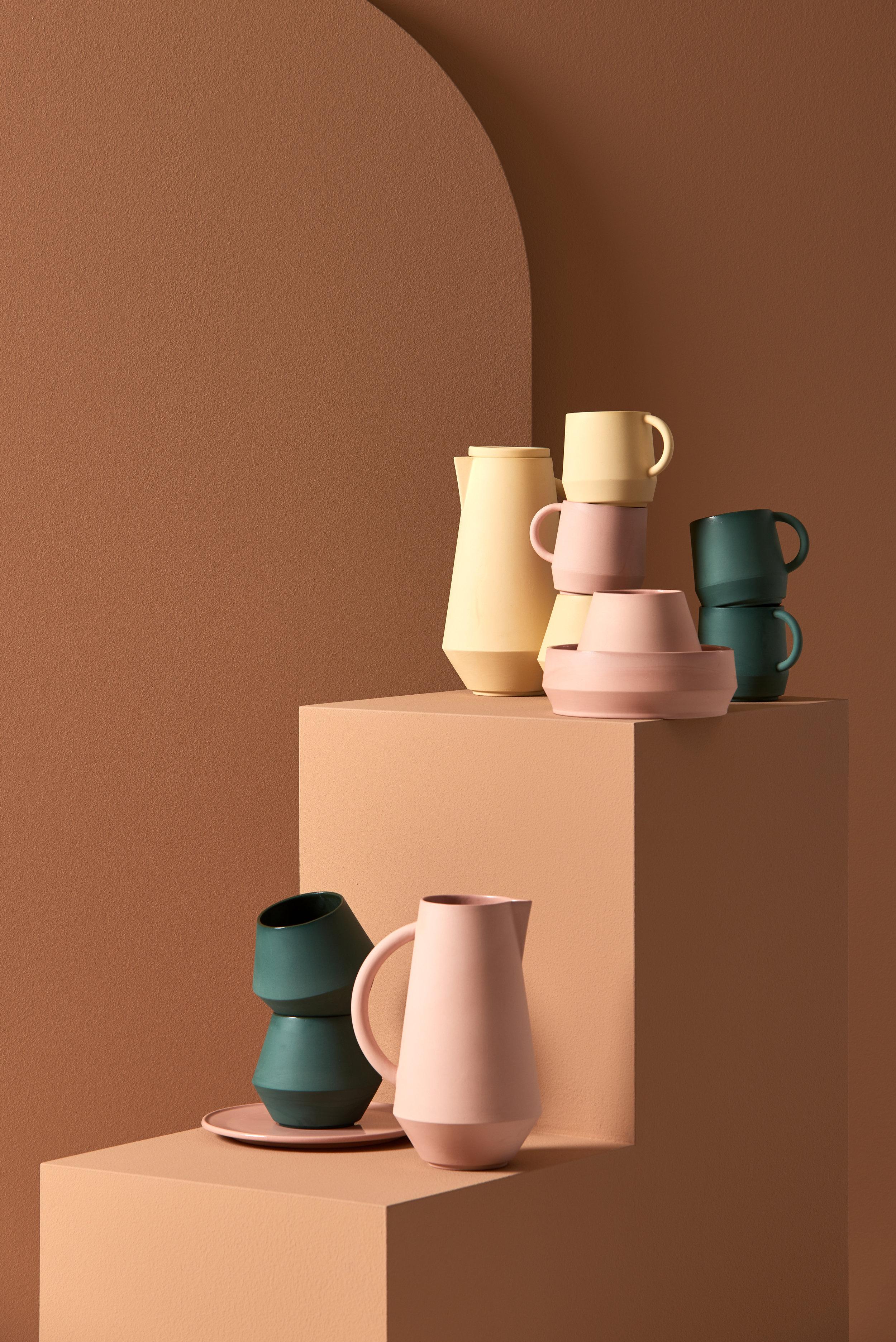 Schneid Unison Ceramics