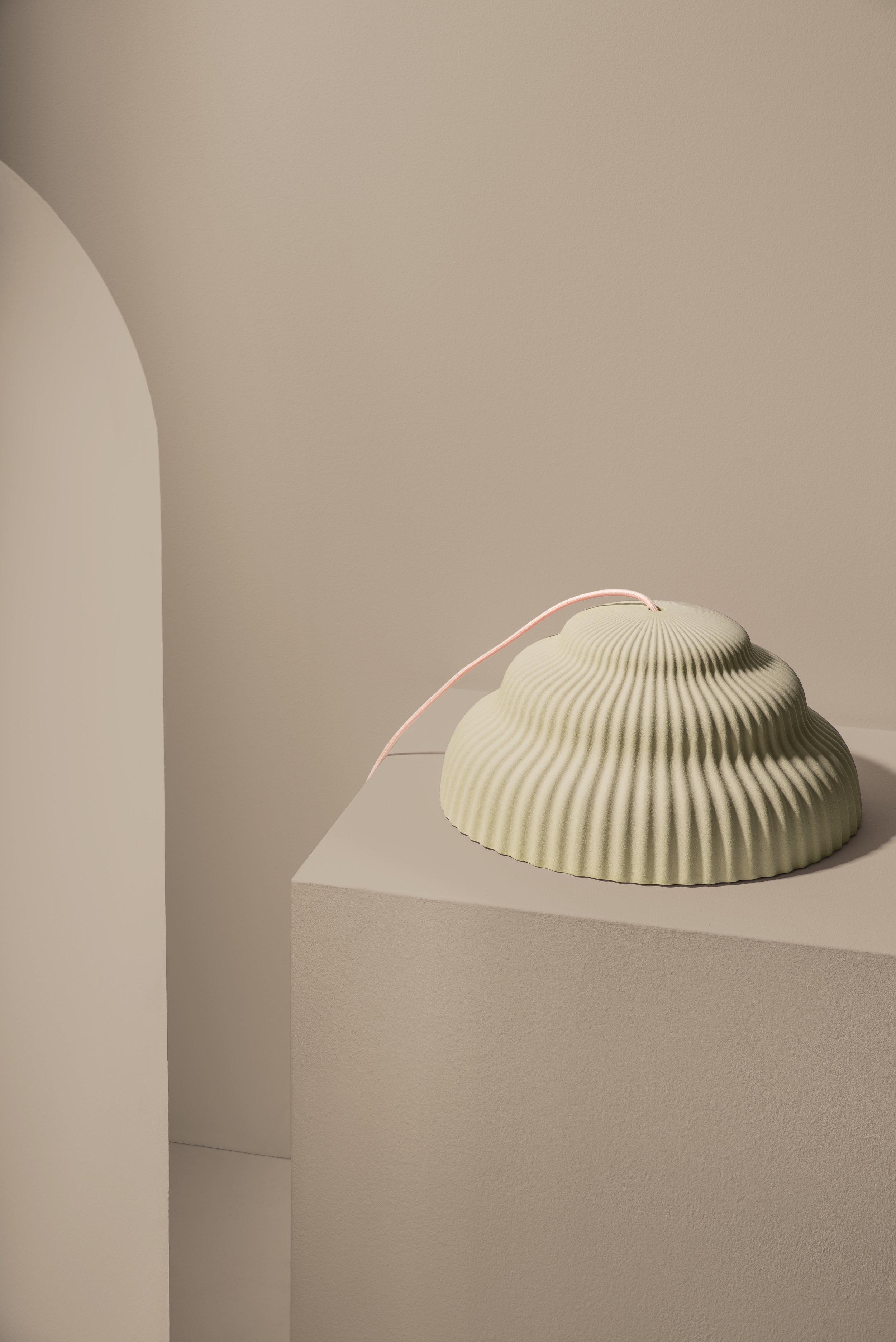 Kaskad lamp by Schneid Studio