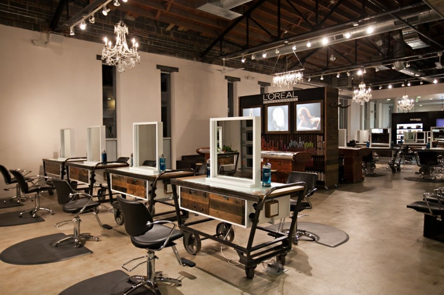 Matthew Morris Salon