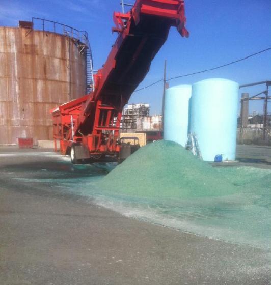 bulk salt treatment
