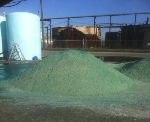Enhanced Green Treated Salt