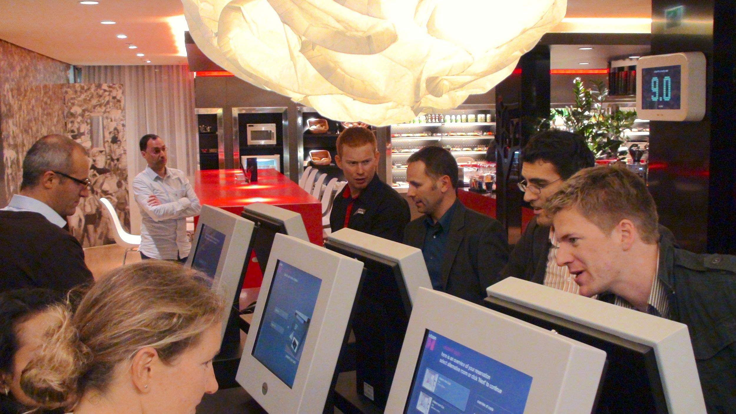 Swisscom, Event-Gestaltung