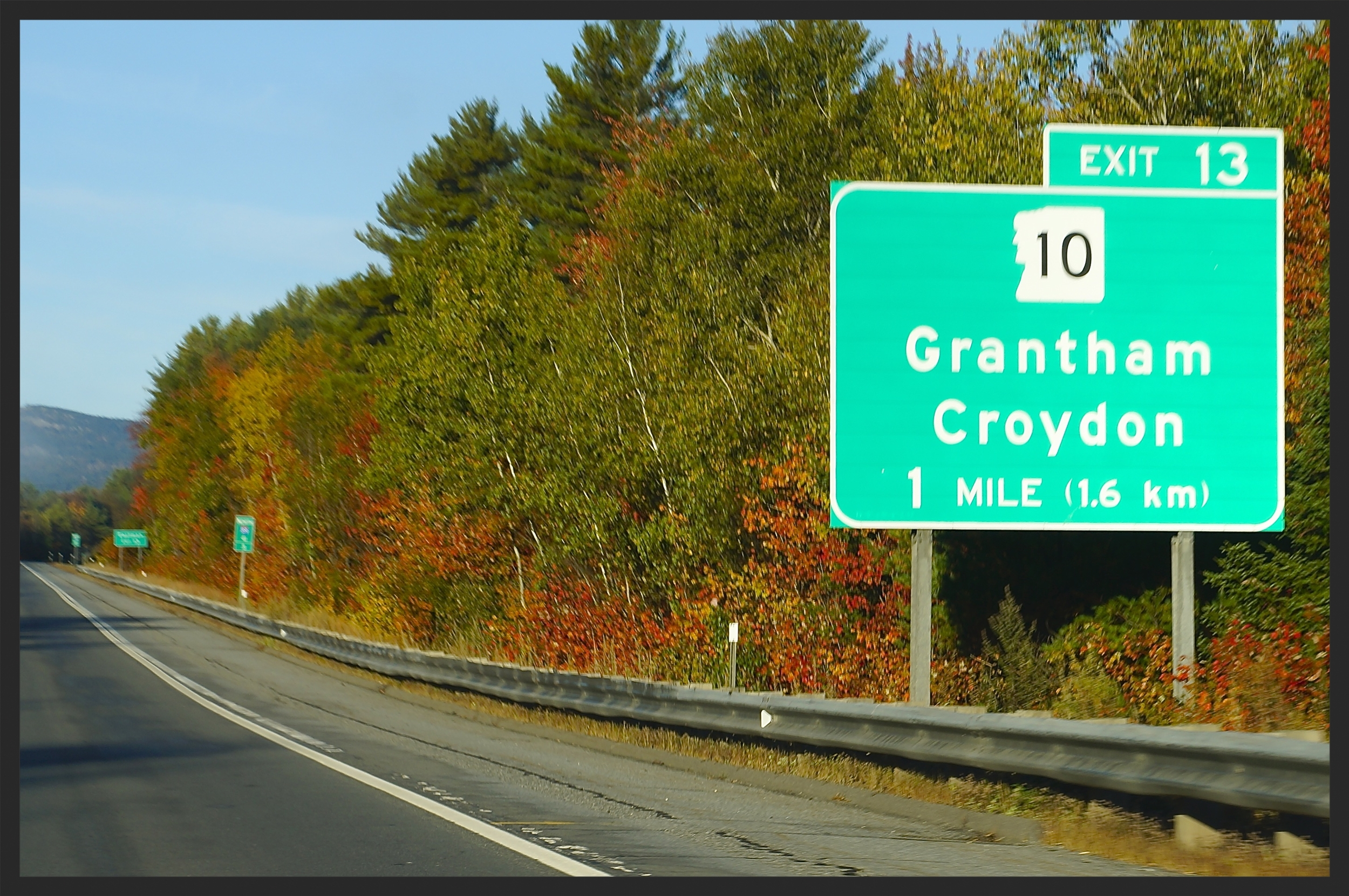 Grantham, NH is located in one of the most beautiful regions in all of New England.