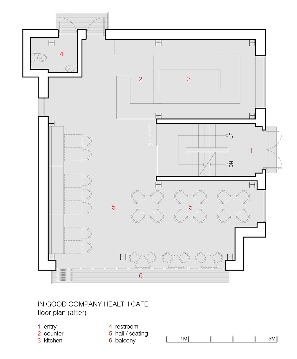 hjl studio - in good company floorplan