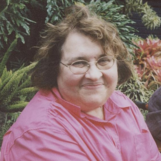 Sharon Salzberg in Maui at the Ram Dass retreat