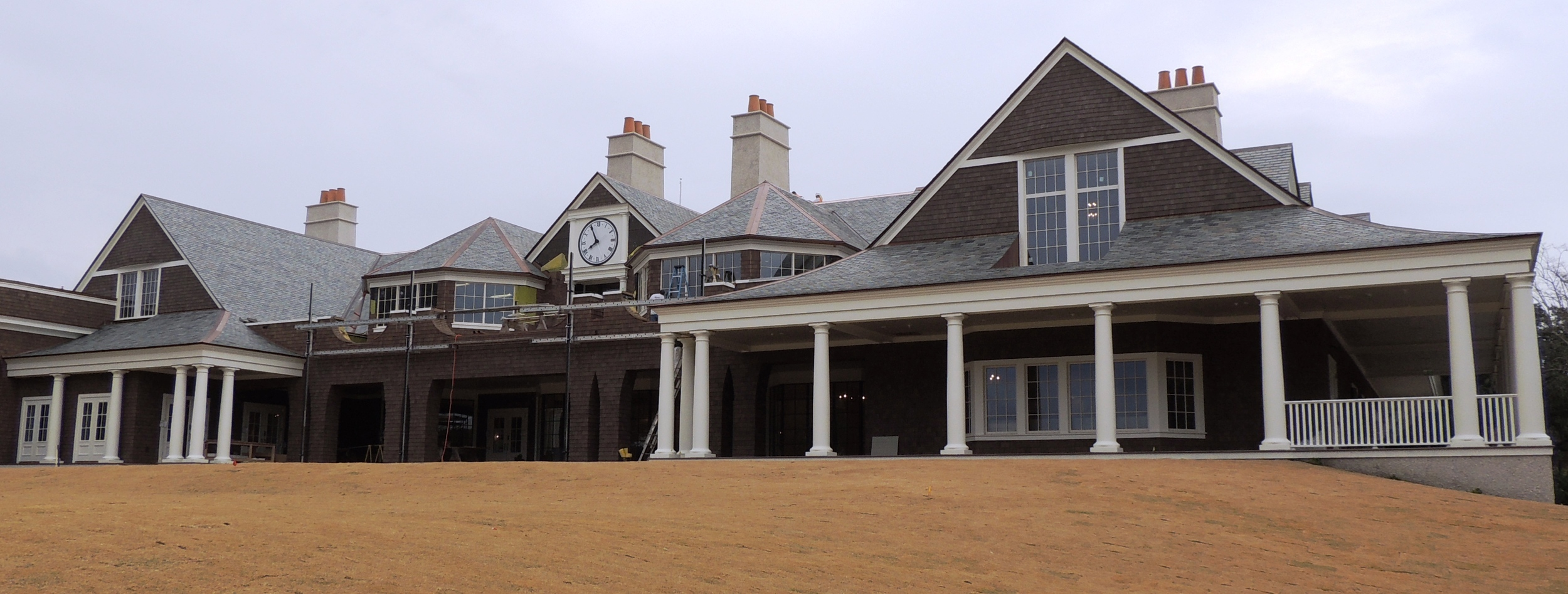 River Course Clubhouse, Kiawah Island, SC