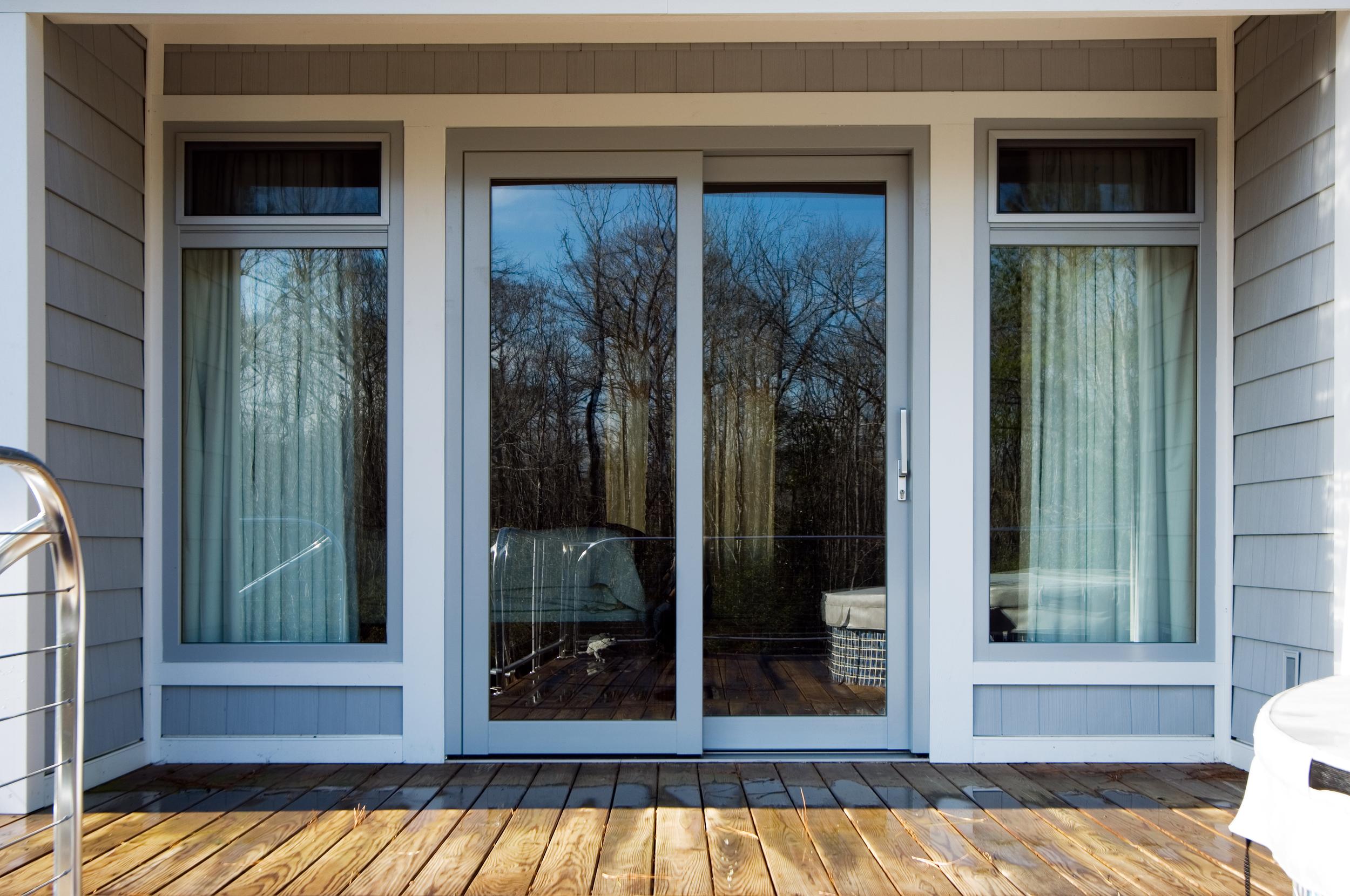 Custom Tilt and Slide Door