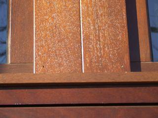 Meranti Wood Finished like Mahogany