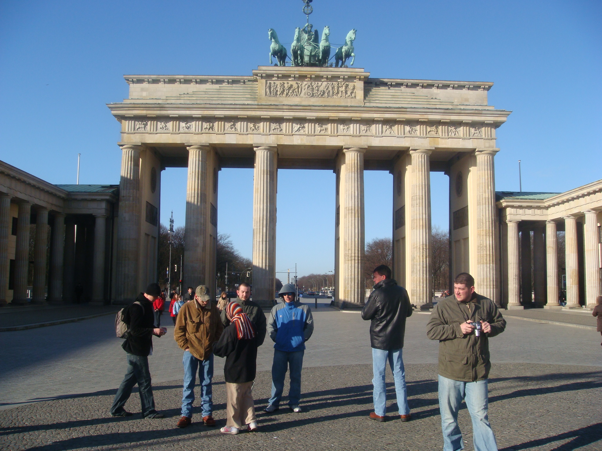Team Henselstone in Berlin