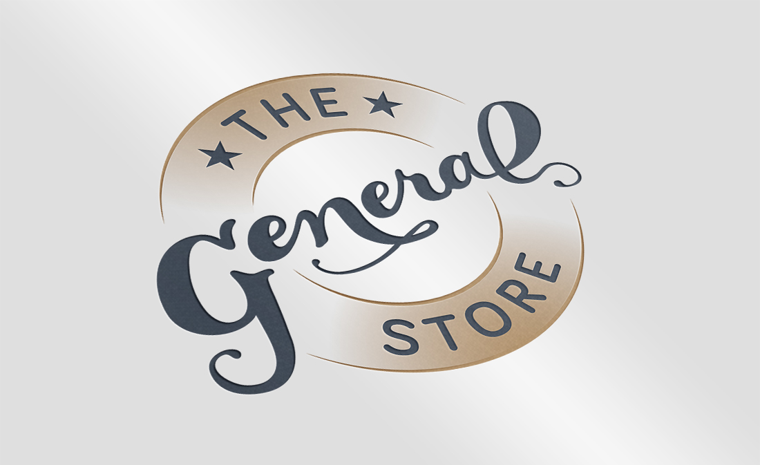 General Store Logo  May 2016 | Logo design for The General Store at Massanutten Resort