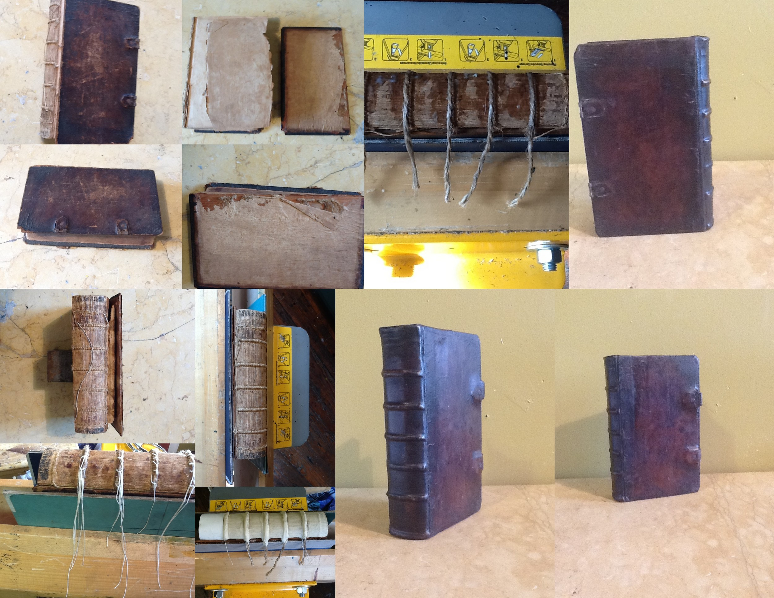 Family Bibles — David Donahue Book Restorations