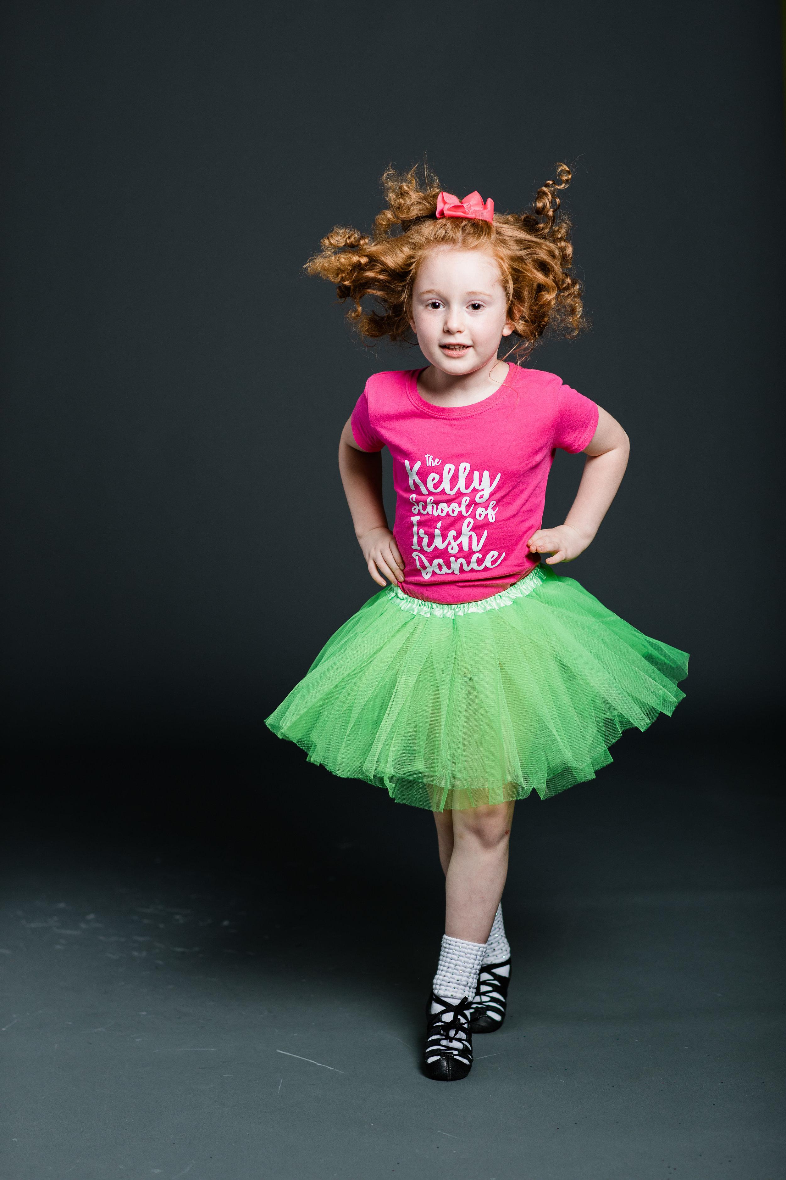 Little Irish Dancer. Little Beginner. Kelly Irish Dance x Matt Ferrara Photography , Rhode Island