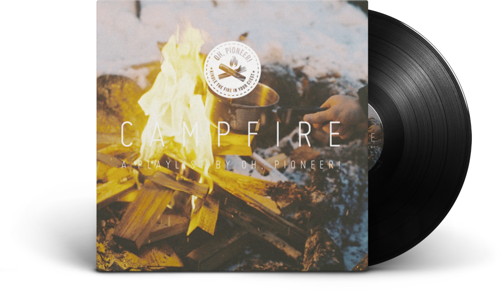 Campfire - Best for: fireside chats in the woods, falling asleep in a tent, quiet nights reading, fly fishing, and all other outdoor adventures.