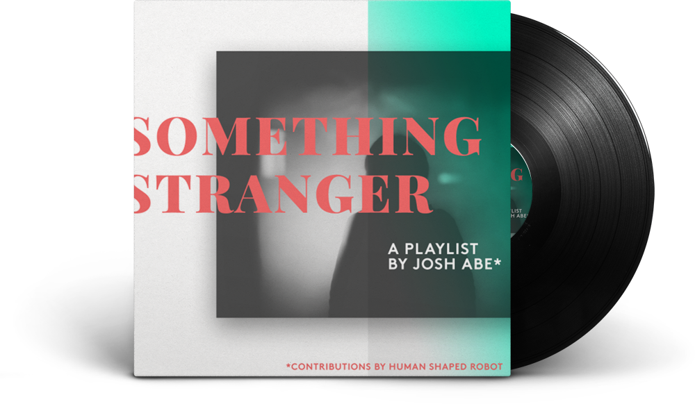 Something Stranger - Best for: riding your bike through the neighborhood on halloween night, chasing demogorgons, hunting ghosts, or catching a movie with your rabbit sidekick.