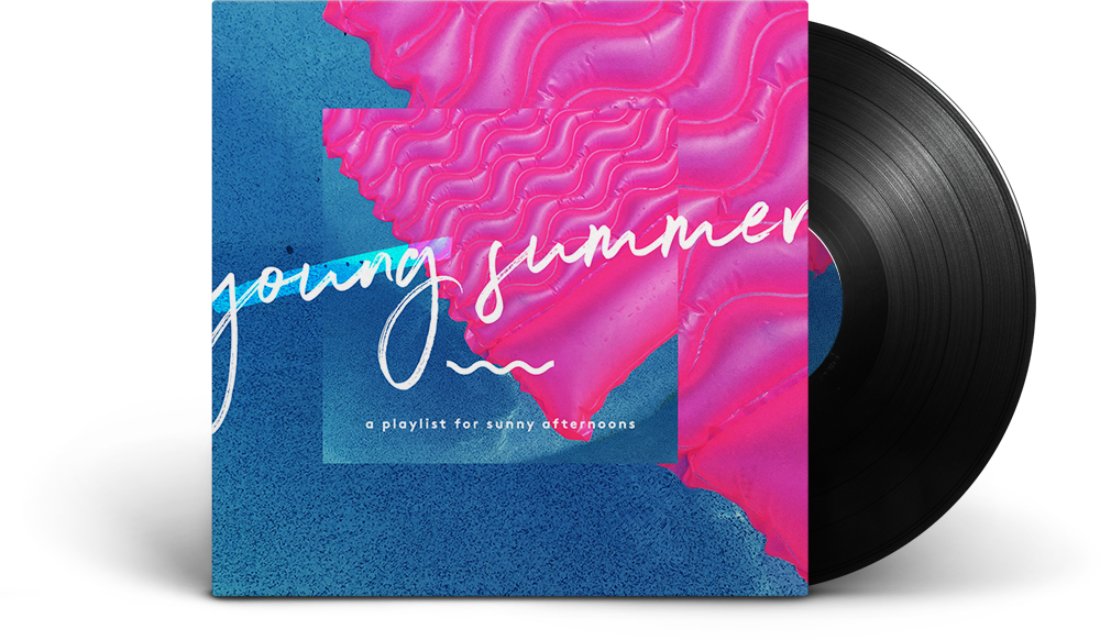 Young Summer - Best for: skateboarding sessions, road trips to the beach, and afternoons at the pool.